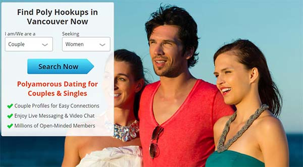Polyamory Dating Site Review - small image