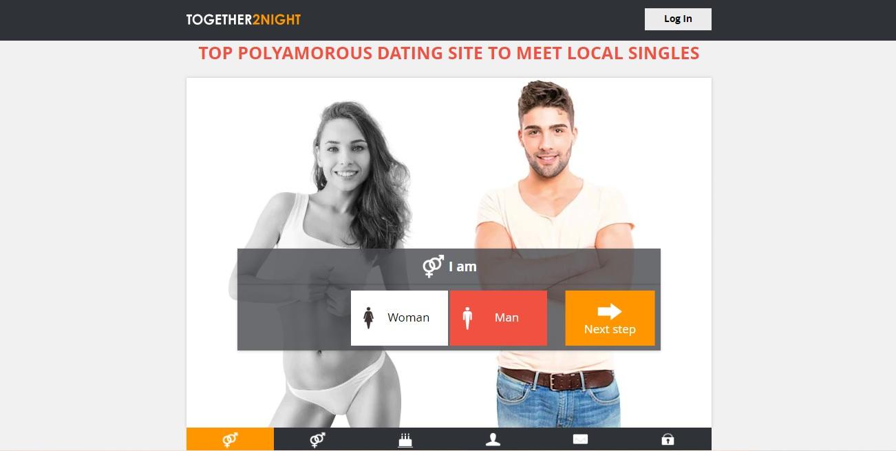 Polyamorous dating sites canada