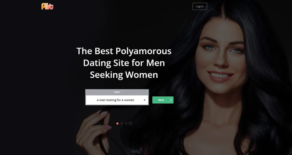 Flirt.com for poly dating