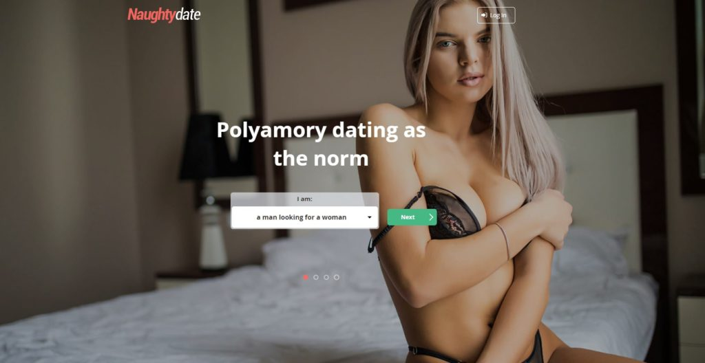 NaughtyDate.com for poly dating