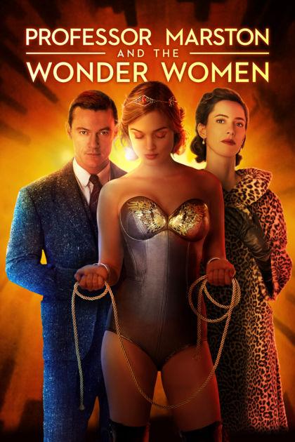 Professor Marston & The Wonder Women, a film from 2017