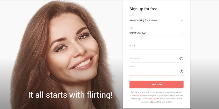 flirt site